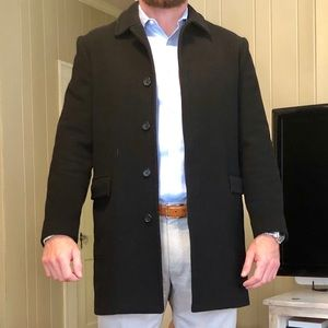 Banana Republic Men's Top Coat